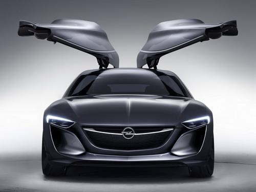 Prototip Opel 2014